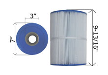 Hayward Star-Clear Filter Cartridge CX250RE C-7626