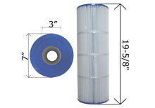 Hayward Star-Clear Filter Cartridge CX500RE C-7656