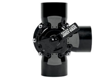 Jandy 2.5  3 in. Positive Seal 3 Port Valve 4719