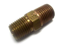 Pentair Purex SMBW 2000 Filter Brass Nipple 1/4 in. 071389