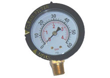 Pentair Purex SMBW 2000 Filter Pressure Gauge 190059