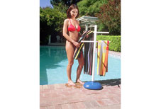 Poolside Towel Tree 52505