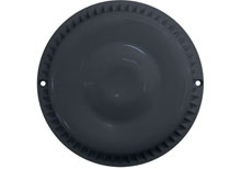 Afras ABF 64 Anti Vortex Black Drain Cover 11064BK