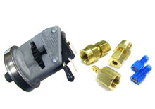2/x 2/m PT1000/sonda 4/mm 30/mm RST Platinum resistenza sensore termocoppia 2/fili
