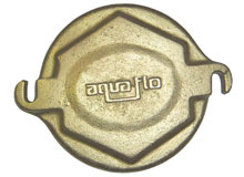 Aqua-Flo A-Series Pump 5in Brass Lid 91230000 V40-463