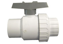 CMP 2 in. Ball Valve Single Union 25802-210-000