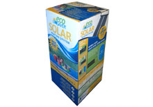 Eco Saver Solar Panel 30 in. X 10 ft. Pool Heating System