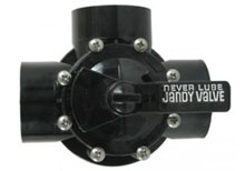 "Jandy 3-Way Valves 2"" CPVC 4717"