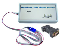 RS Serial Adapter Jandy Home Automation Interface 7620