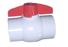 Magic Plastics 1.5 inch Ball Valve 0250-15