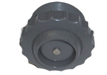 Ortega Return Line Check Valve 1.5 inch Gray MIP V20-341