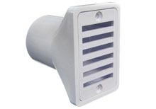 Pooline 2 in. FIPT Slip Deck Drain Gutter Socket 11209