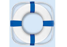 Deluxe Ring Buoy PoolMaster 55553