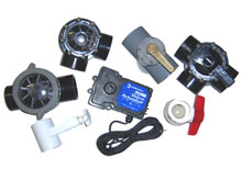Actuators and Valves
