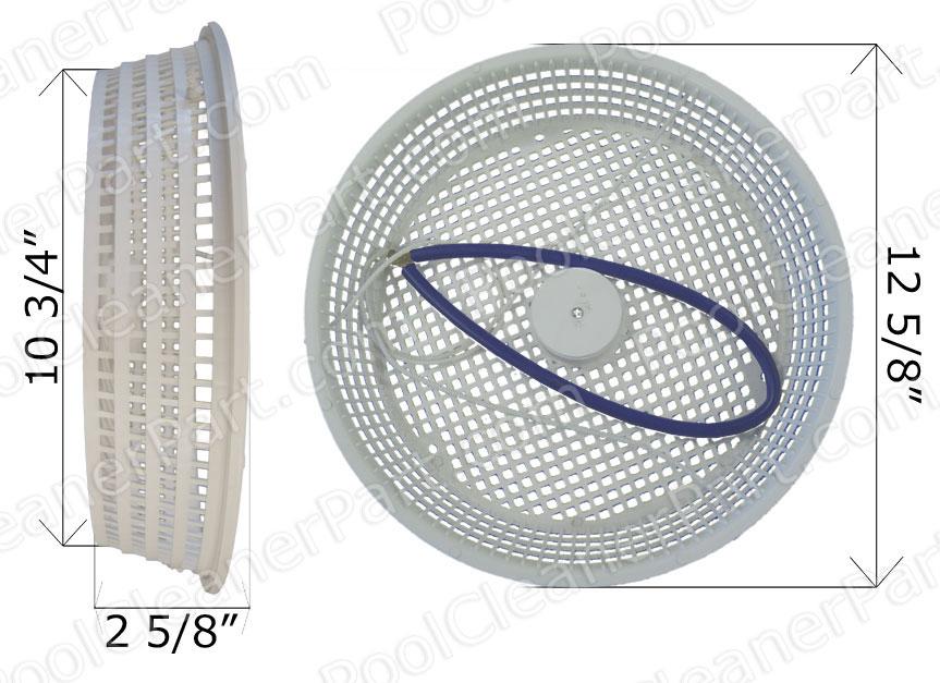 Arneson Pool Sweep Leaf Basket Only L09 Arneson Pool