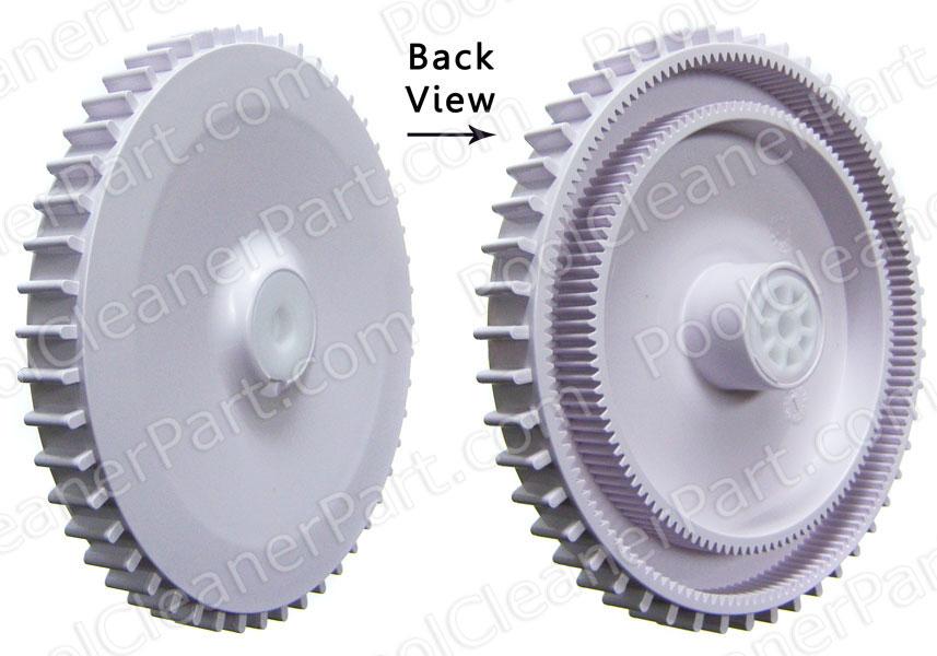 The Poolcleaner 2 4 Wheel Wheel Hub 896584000 051 The