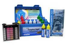 Taylor Pool Water Complete Test Kit K-2005